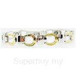 Criss Magnetic Bracelet for Ladies - SSW-8018-G