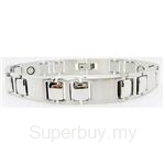 Criss Magnetic Bracelet for Unisex - SSU-8195