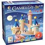 Smart Games Camelot JR (4-8 years)- 5414301513223
