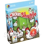 Smart Games Chicken Shuffle (6-99 years) - 5414301514558