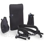 Kata Bug-KIT PL Accessory Kit for BUG - 2 Pouches and 17 Inch Laptop Sleeve and Waist Belt - KT-PL-BG-KIT