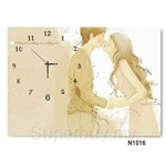 hOurHome Modern Art Paintings & Clock N1016