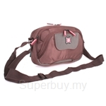 Bagman Datalite Sling Bag (Brown)