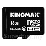 16GB Kingmax Micro SD TF (Class 6)