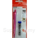 Faber Castell Mechanical Pencil Eco 0.7mm -- 134301-BC