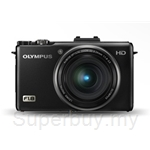 Olympus X Series Digital Camera - XZ-1 FOC 8GB SD