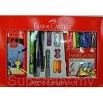 Faber Castell Grip Stationery Set -- 110313