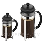 Melior Beaubourg French Press Coffee Maker with Plastic Lid - M191