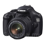 Canon EOS 1100D Kit - EF-S18-55-IS-II