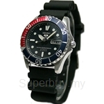 Seiko 5 Sports SNZF27K2 Mid-Size Unisex Automatic Watch