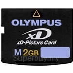 Olympus 2GB xD Picture Card