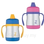 Thermos 0.21L Stainless Steel Sippy Cup with Handle - BS500