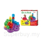 On-U-Mind Toy Childhood Fun Art of Building Blocks - GT6688A