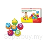 On-U-Mind Toy Geometry Shape Blocks - GT7700A