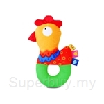 LalaBaby Soft Toy O Ring Chicky - NOAH-2009-D0010