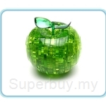3D Crystal Puzzle Adam's Apple - 9003