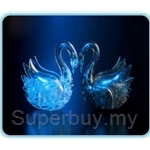 3D Crystal Puzzle Music Flash Nutcracker Swan - 9004A