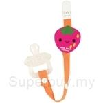 Naforye Pacifier Clip-Strawbery - 99310