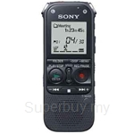 Sony 2GB AX Series Digital Voice Recorder with Expandable Memory Capabilities - ICD-AX412F