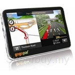 All-New Ultra-Slim Gogopal GPS with 3D Maps and 5.0 Inch Screen Navigator
