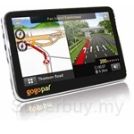 All-New Ultra-Slim Gogopal GPS with 3D Maps and 4.3 Inch Screen Navigator