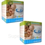 Bumble Bee 36pcs Breastpad Twin Pack