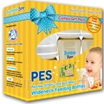 Bumble Bee 3pc PES Wideneck Bottle Value Pack - WE0009