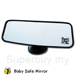 Bumble Bee Baby Safe Mirror - BS0001