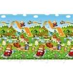 Bumble Bee Cow Town Playmat