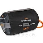 Lifeventure EX3 Silk Sleepers Rectangle(210cm x 80cm)
