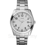 Guess W85082G1 Gents Dress Steel Series Watch