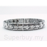 316 Stainless Steel Bio-magnetic Bracelet for Men SSM 8035