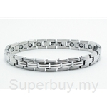 316 Stainless Steel Bio-Magnetic Bracelet For Ladies SSW 8125