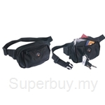 EC-GO Ventilated 3-Comp Waist Bag - EC-0116