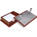 Tumasek Pewter Executive Penholder - Songket - 2565