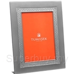 Tumasek Pewter Songket Photo Frame - 2861