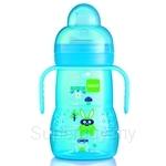 MAM Trainer Bottle 220ml (Soft Spout with Plug) - B220