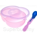 MAM Feeding Set (Weaning Bowl & Soft Spoon) - E604