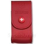 Victorinox 4.0521.1 Press Button Pouch Red - KV666162