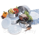 Zebra 12-18cm Food Storage with PL - Z184-106