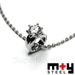 X'mas Best Buy M+Y STEEL Secret - Women Pendant (FREE gift wrapping!)