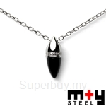 X'mas Best Buy M+Y STEEL Charm - Women Pendant (FREE gift wrapping!)