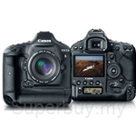 Canon EOS-1D X 18.1MP Full Frame CMOS Digital SLR