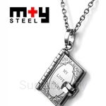 M+Y STEEL My Love Story Women Pendant - 103-260