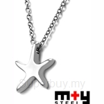 M+Y STEEL Star Women Pendant - 103-334