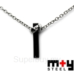 M+Y STEEL Always Couples Pendant - 103-414