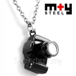 M+Y STEEL Shoot Men Pendant - 103-444