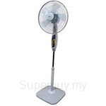 Mastar 16 Inch Turbo Stand Fan - MAS-540SF-B