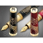 Cross Special Edition 2012 Year of the Dragon Lacquer Medium Point Fountain Pen - AT0316