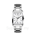 Cross Gotham Series Silver White Dial Watch - CR8001-22